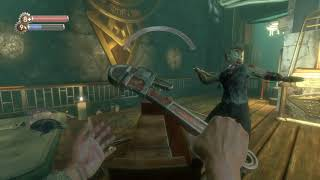 Bioshock The Collection - Electric Man Is No Match For Wrench