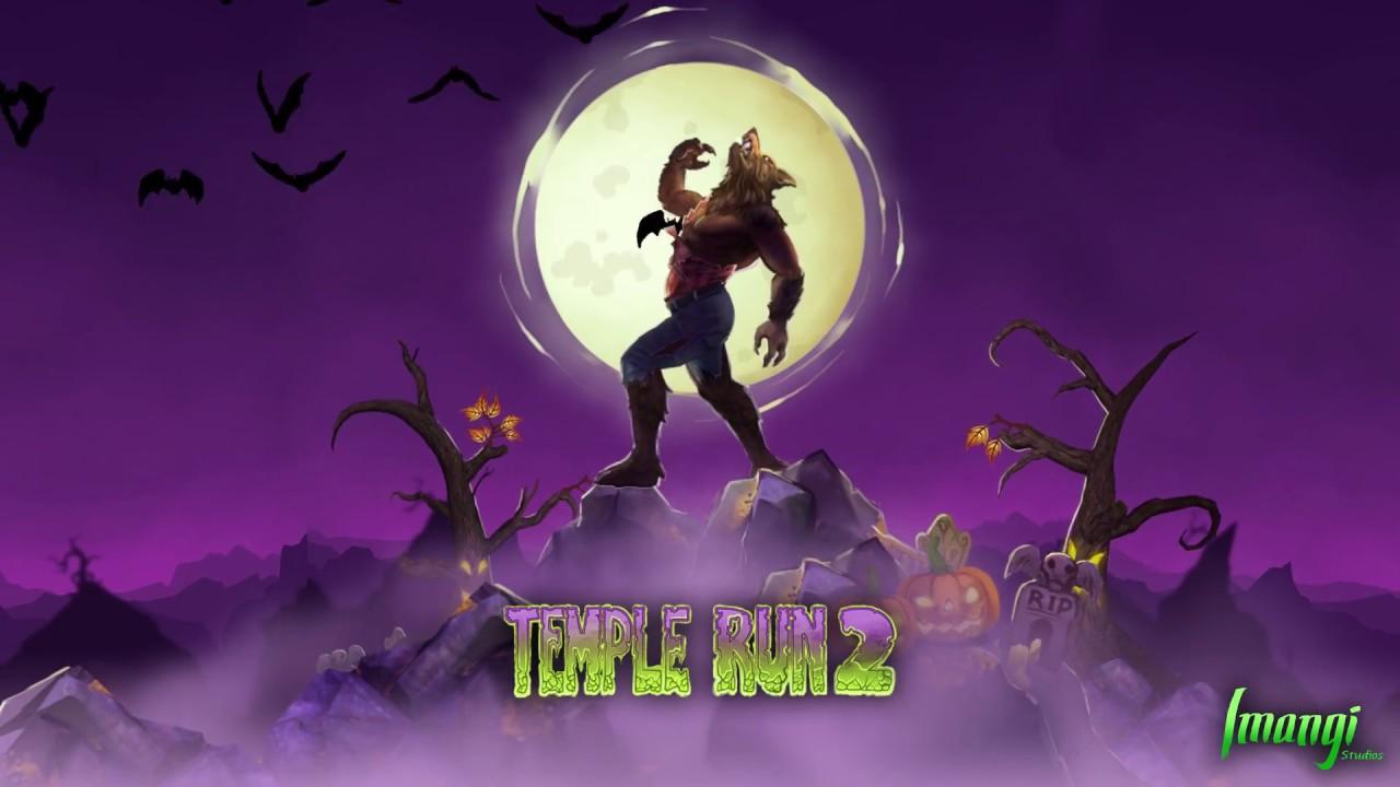 Temple Run 2: Halloween!