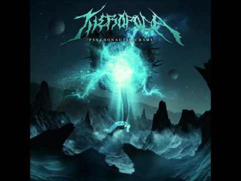 Theropoda - Psychonautic Chaos (2016) Full Album Stream