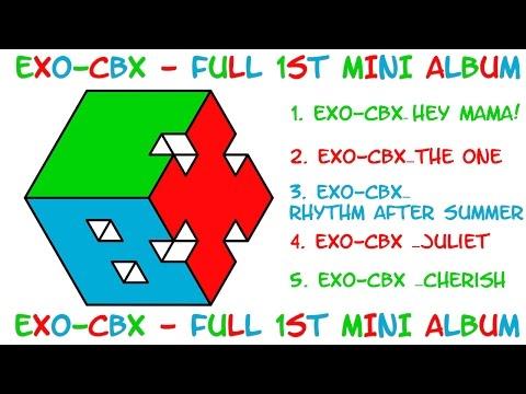 [Mini Album] EXO-CBX (CHEN BAEK XI) – Hey Mama! – The 1st Mini Album
