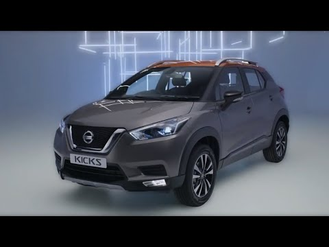 The New Nissan Kicks 2019  make you feel that you are in the lap of luxury Mp3