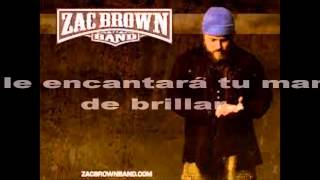 Zac Brown Band_Good Bye in her eyes (español)