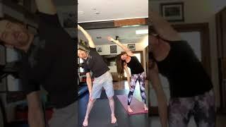 Quarantine Yoga Flow IV, April 11, 2020
