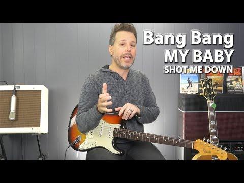 Bang Bang My Baby Shot Me Down by Nancy Sinatra