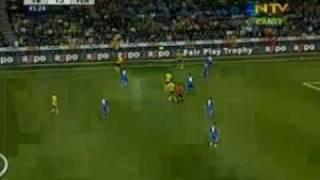 28-7-2010 Young Boys Bern vs. Fenerbahce Mac Özeti
