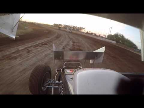 5/6/17 - Heat Race - Texas Sprint Series at Abilene Speedway