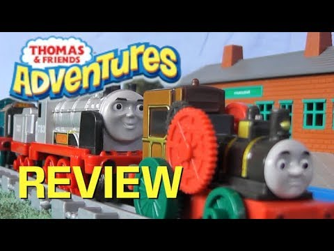 Thomas & Friends JOURNEY BEYOND SODOR Adventures Engines REVIEW