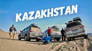 Экспедиция на машинах в западный Казахстан (Мангистау). Kazakhstan 2018 - фильм Жени Шаталова.