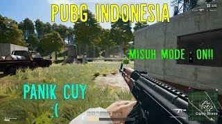 PUBG INDONESIA MISUH MODE ON SAKING CUPUNYA PASRAH