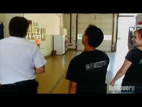 Mythbusters Visit The Livermore Centennial Light Bulb!   YouTube