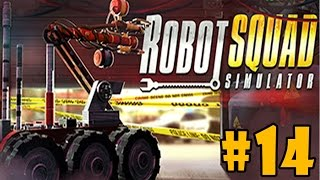 Robot Squad Simulator 2017 - Walkthrough - Part 14 - Gas Leakage in Factory (PC HD) [1080p60FPS] thumbnail