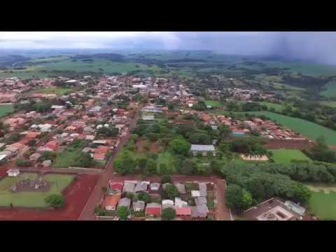 Vista área de Santa Cecília do Pavão