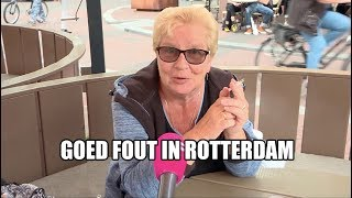 Goed fout in Rotterdam