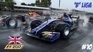 F1 2017 'B' LIGA // 10.FUTAM: ANGLIA-SILVERSTONE // SAUBER-FERRARI