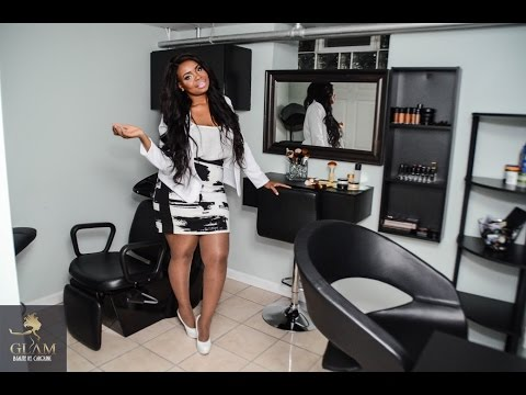 The Grand Opening Of My Small Home Beauty Salon
