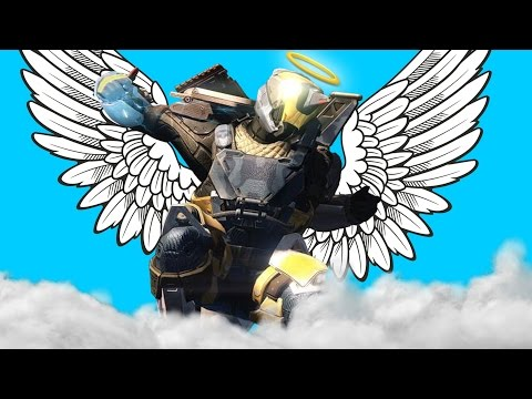 Destiny: THE SUPER JUMP GLITCH! (New Insane Jumping Trick)