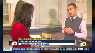 Kids Doing Good Things: Firas Mosalam