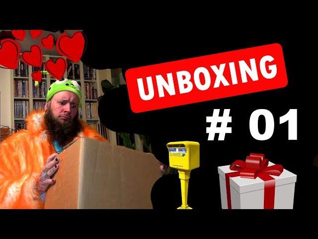 Unboxing # 01