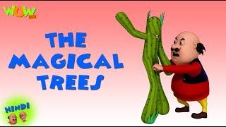 the magical trees motu patlu in hindi 3d animation cartoon for kids as on nickelodeon
