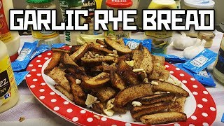 The Real Garlic Bread - Cooking with Boris