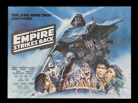 Star Wars Episode V׃ The Empire Strikes Back  - SCI-FI - 1980 - Trailer