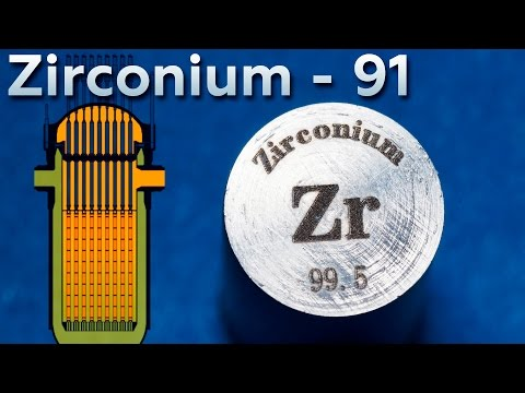 Zirconium - A Metal for the NUCLEAR REACTOR!