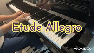 Etude Allegro - Yoshinao Nakad…