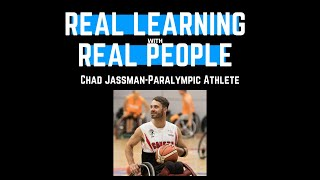 Paralympian Chad Jassman Talks Inclusion, Problem Solving, and Mindset