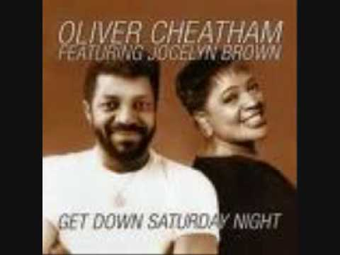 OLIVER CHEATHAM-get down saturday night