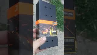 BBQ PRO SMOKER BOX