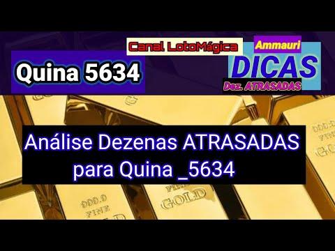 Download Quina Concurso 5634. de TERÇA-FEIRA: Dicas e Dezenas Atrasadas para Jogar