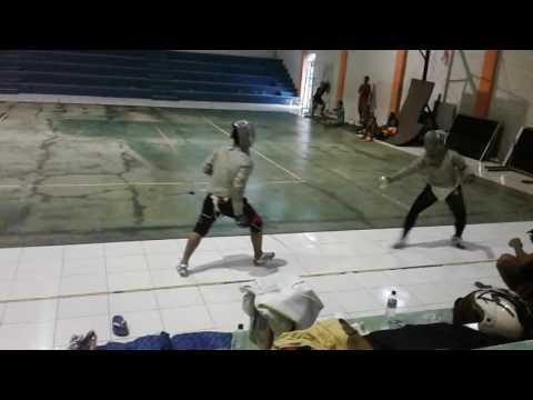 Fencing sabre kab. Bogor