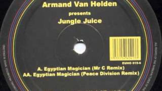 Armand Van Helden - Egyptian Magician (Mr.C remix)