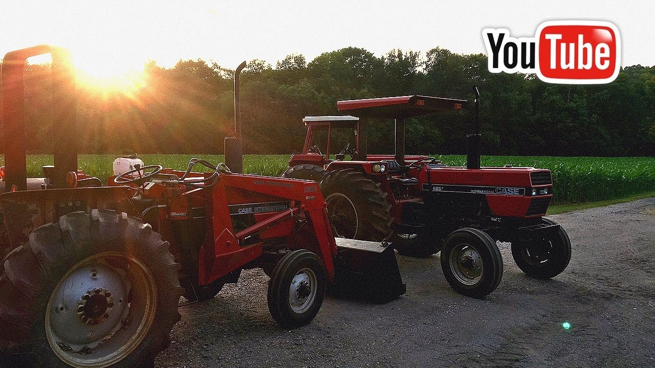 case ih 685 overview
