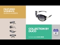 Collection By Duco Featured Women's Sunglasses