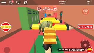 brianchB4 escapes the mad master in roblox