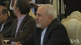 伊俄外长会面 伊朗警告要恢复浓缩铀活动