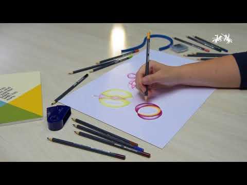Faber-Castell: Goldfaber colour pencils