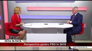 Față în Față - Perspective pentru PSD în 2018 cu senator Adrian Țuțuianu p.1