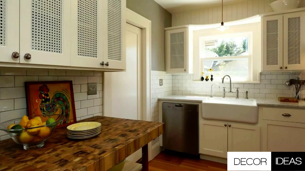 Decoracion Estilo Vintage pára Cocina Ideas Retro - YouTube
