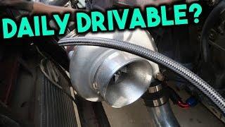 Should You Daily Drive A Turbo Integra/Honda??