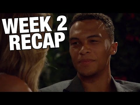 Let the Drama Begin! - The Bachelorette Breakdown Clare's Season Week 2 RECAP