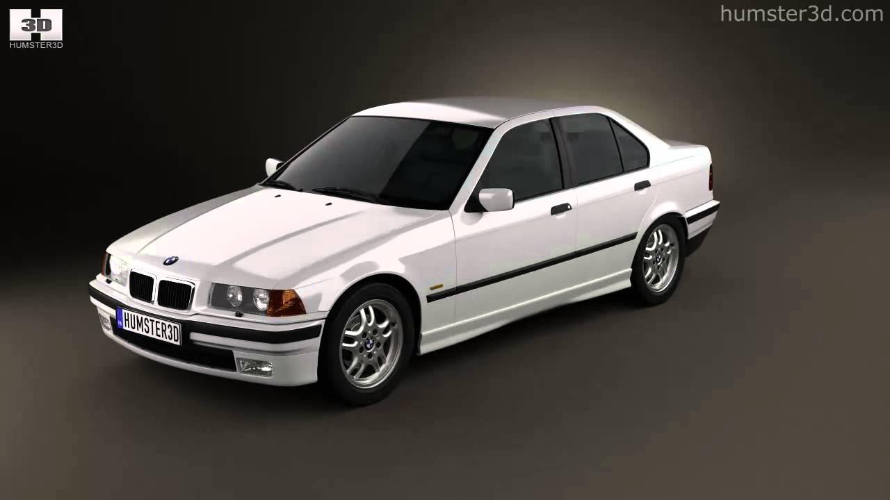 1994 bmw 3 series sedan