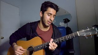 Slow Dancing In a Burning Room - John Mayer (Jot Singh Cover)