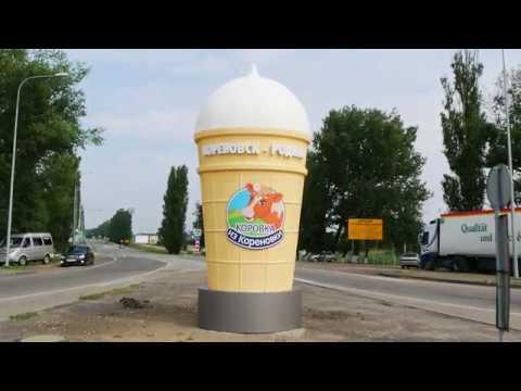 Кореновск. Новая архитектурная форма появилась в городе.