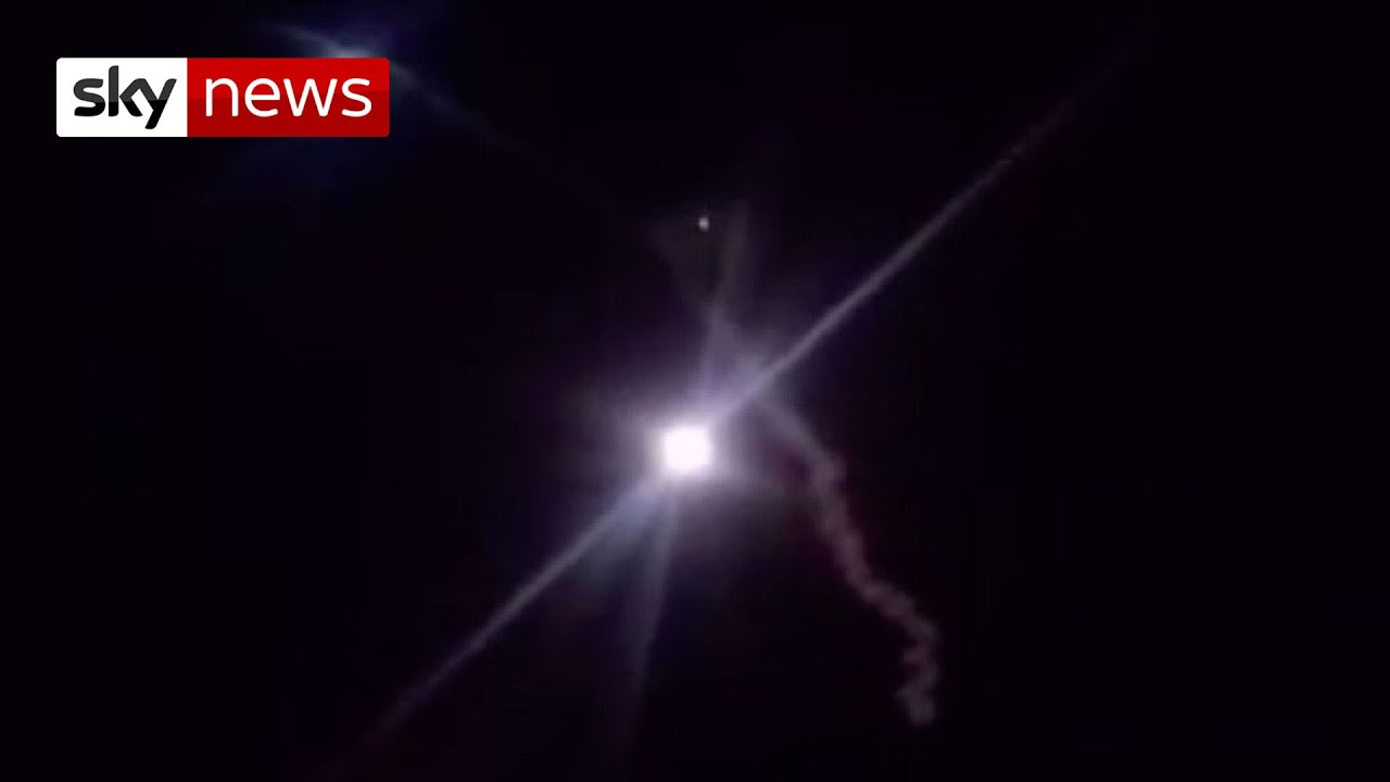Breaking: Rocket attack on Iraqi base housing U.S. troops