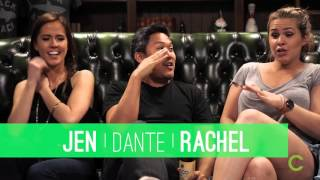 The Asking Couch: Celebrity Hall Pass
