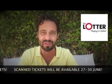 EuroMillions Lottery Superdraw €100 Million Jackpot 30 June 2017