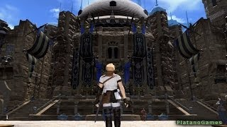 Final Fantasy XIV: A Realm Reborn - Learning Some Basics - FF14 Part 2 - HD