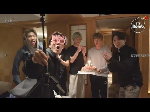 [RUS SUB][Рус.саб] [BANGTAN BOMB] День Рождения Джей-Хоупа! - BTS (방탄소년단)